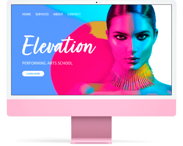 cariad web design